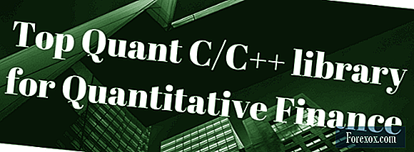 Top Quant C ++ library for Quantitative Finance